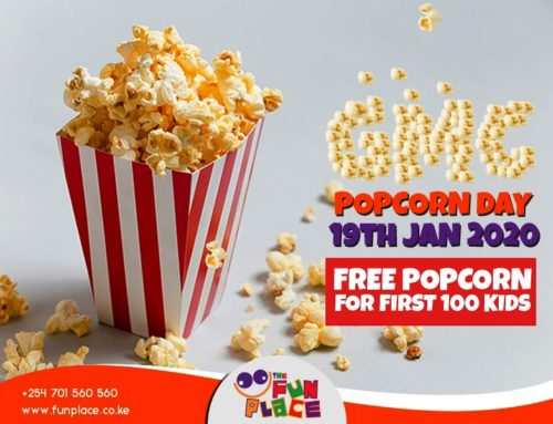 19th Jan 2020 – Free Popcorn For The First 100 Kids