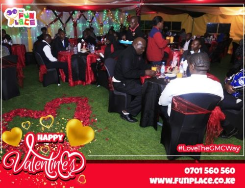 Valentines at GMC Fun Place – Kitengela
