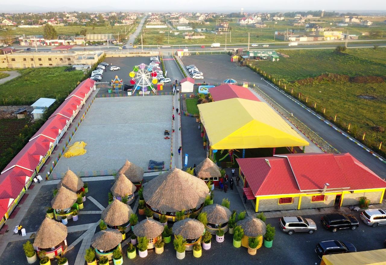 GMC Funplace, Kitengela  Best nyama choma joint