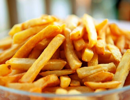 Celebrate French Fries Or Chips   At GMC Kitengela