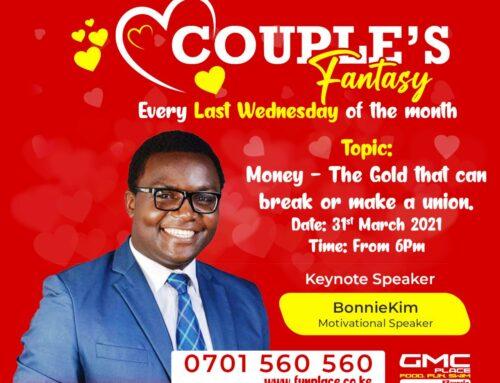 GMC Couples Fantasy hosts Bonnie Kim